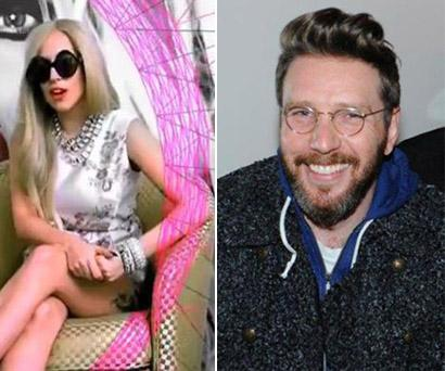 Lady Gaga e Alexandre Herchcovitch: Brazilian outfit for Indian television
