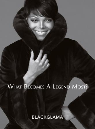Janet Jackson e sua linha de casacos de pele: polêmica à vista!