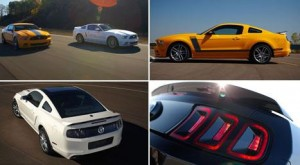 A Ford recuperou o design que do clássico Shelby GT 500 e colocou mais potência no carrão!