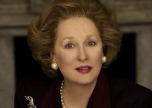 Meryl Streep diz que Margaret Thatcher é Rei Lear para as meninas. Tem como não amar?
